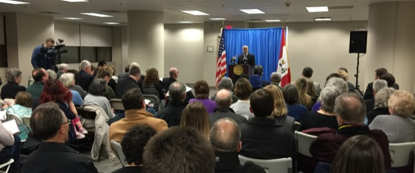 Mayor Patrick Madden Delivers 2017 State of the City Address