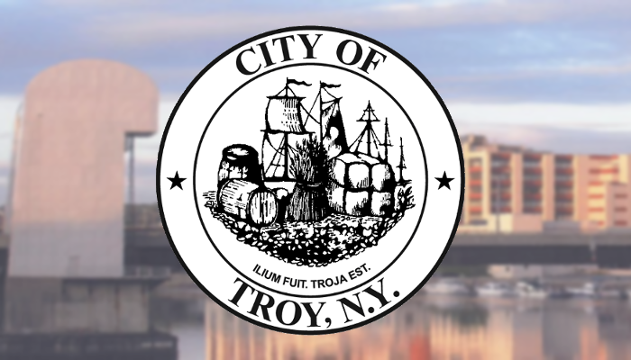 Mayor Patrick Madden announces $12.8M in Federal Funding for Troy Seawall Stabilization Project