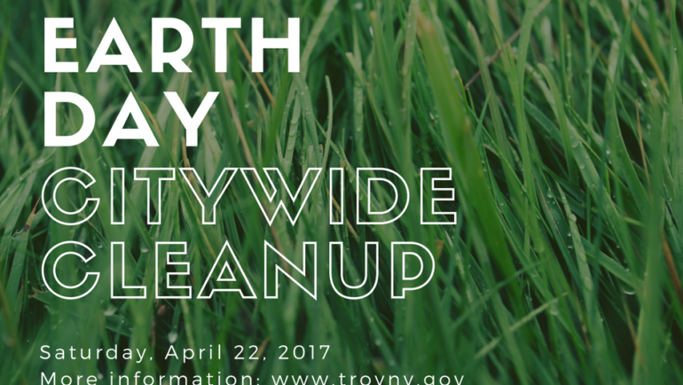 Mayor Madden announces Troy Earth Day Neighborhood Cleanup Events