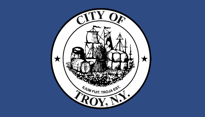 Seal of the City of Troy, New York
