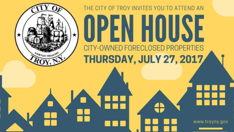 Mayor Madden Announces Foreclosed Property Open House Event