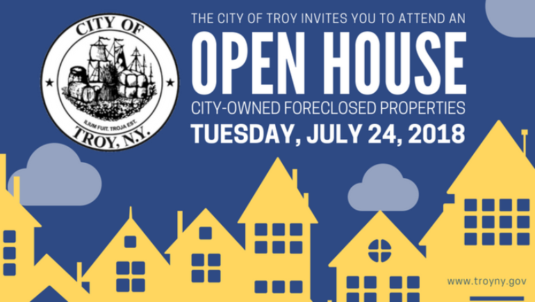 Mayor Madden Announces 2018 Foreclosed Properties Open House Event
