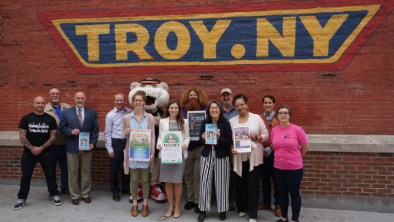 City of Troy Releases 2019 Summer Events Schedule