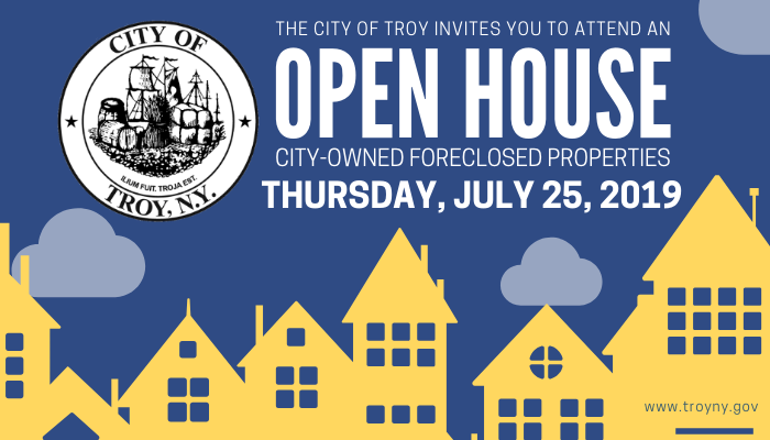 Mayor Madden: Foreclosed Properties Open House Scheduled for July 25th