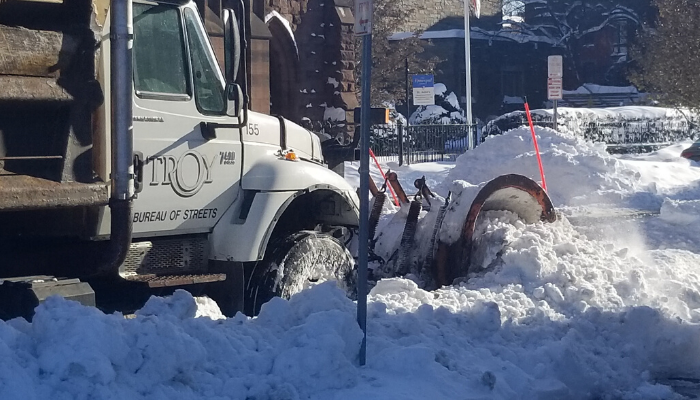 Mayor Madden Issues Update on City Response to Record-Breaking Winter Storm
