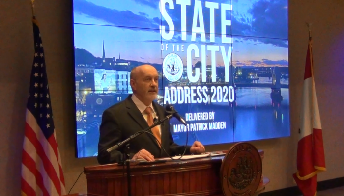 Mayor Madden Delivers 2020 State of the City Address