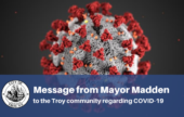 Message from Mayor Madden to the Troy Community on COVID-19