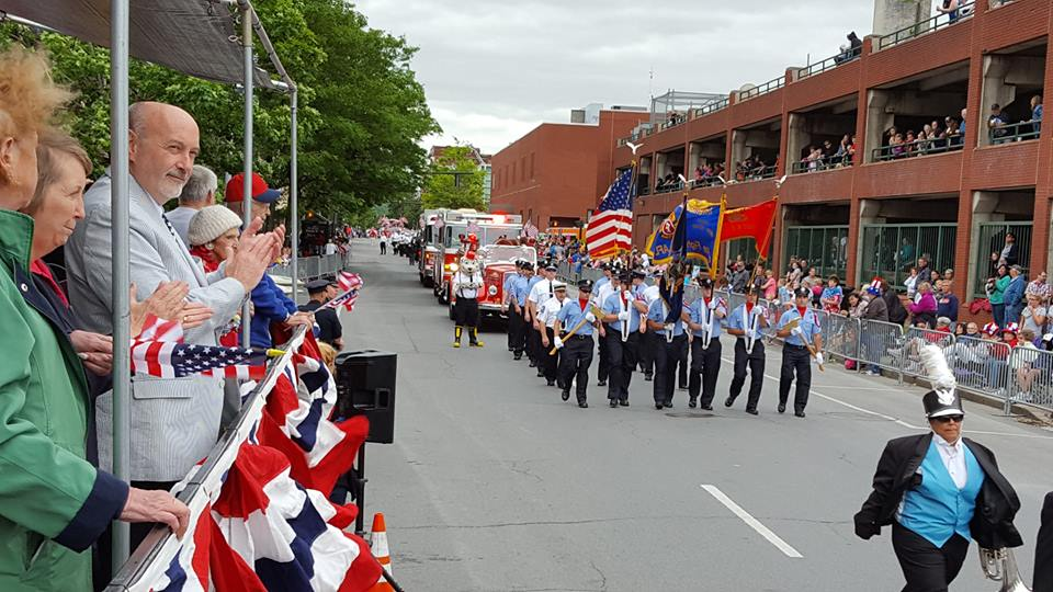 Troy Flag Day Parade Committee, City of Troy Seeking Public's Help to Preserve 50 Years of Parade History