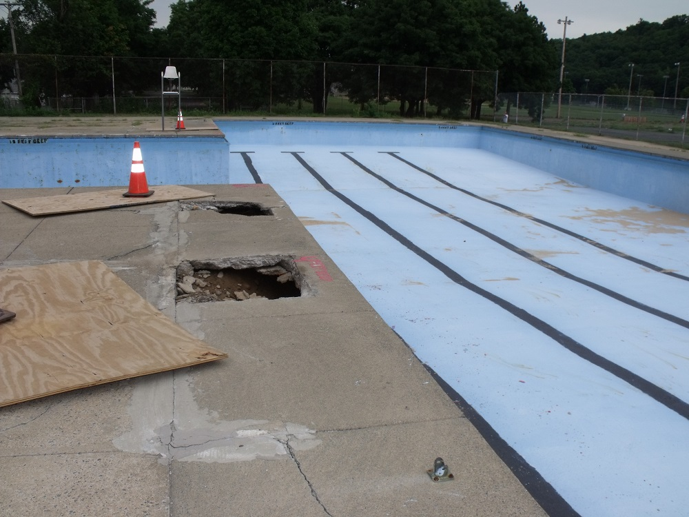 Mayor Madden: Engineering Report Concludes Minimum of $2.4M Needed to Repair Troy Pools