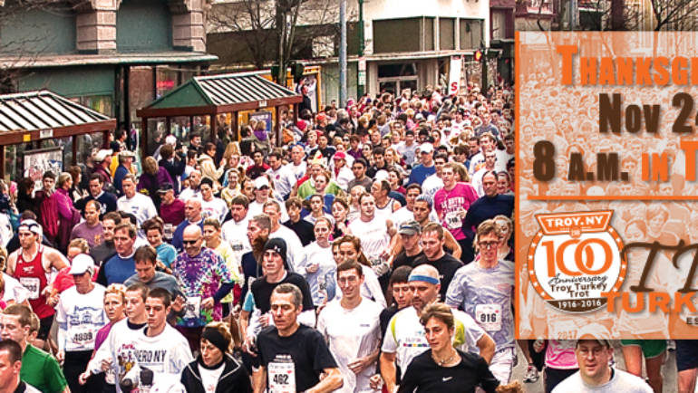 Registration Open for the 100th Anniversary Edition of Troy Turkey Trot
