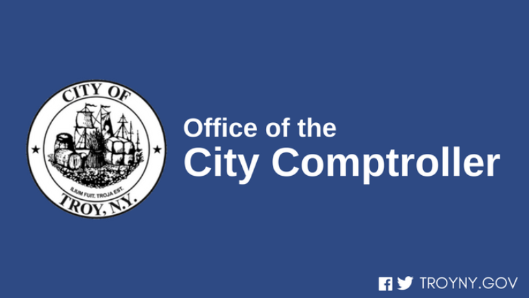 Mayor Patrick Madden Releases City of Troy Third Quarter Financial Report
