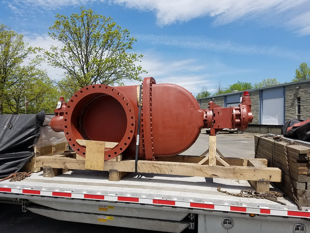 Mayor Madden: Installation of Troy Water Main Replacement Complete