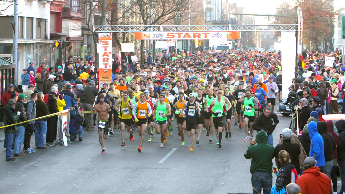 Trot Training Challenge Set to Launch for Thanksgiving Day Races