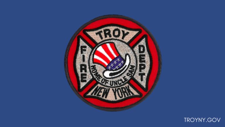Media Advisory: Troy Fire Department to Swear In Two New Firefighters