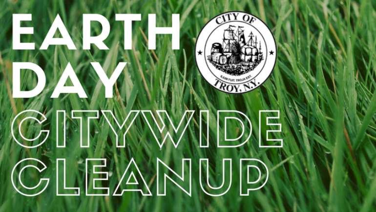 City Officials Announce Earth Day Cleanup Informational Meeting
