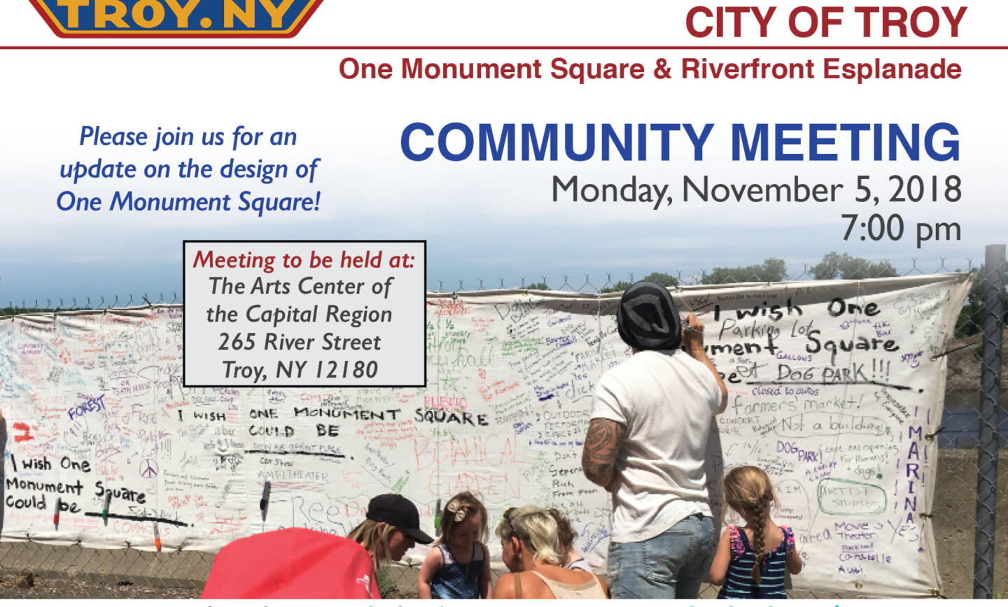 Mayor Madden: City to Update Public on One Monument Square Project