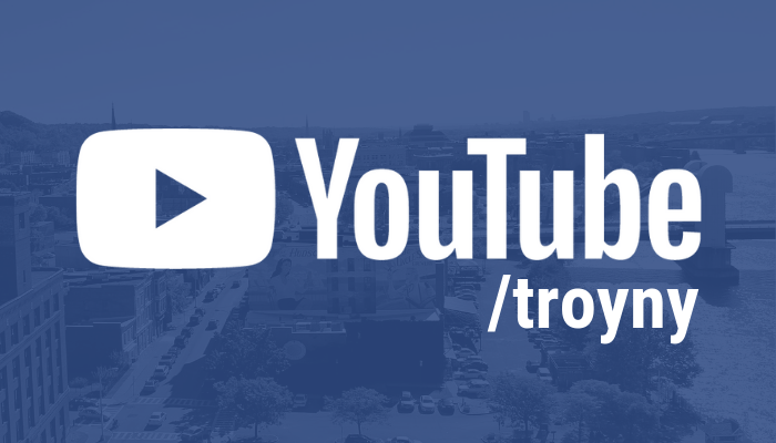 Mayor Madden Launches City of Troy's Official YouTube Channel