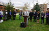 Transcript: Mayor Madden Delivers Remarks at Armenian Genocide Memorial Ceremony in Troy