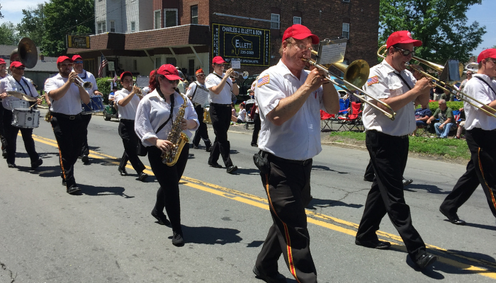 Traffic Advisory Issued for Memorial Day Parade