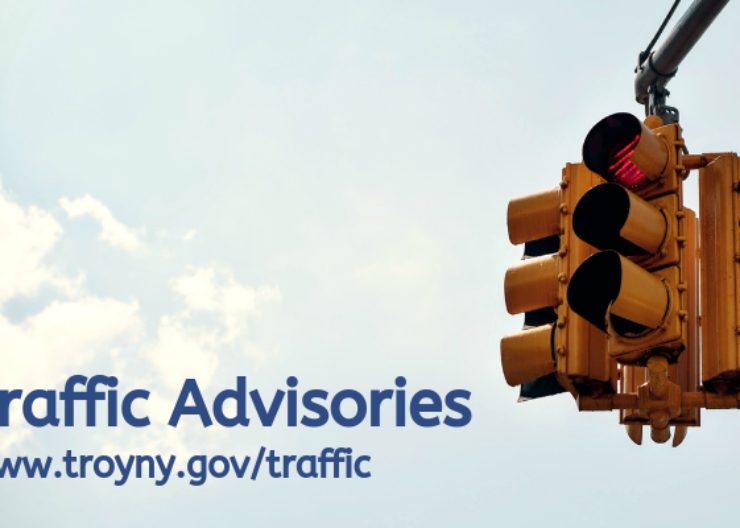 Traffic Advisory: Brunswick Road