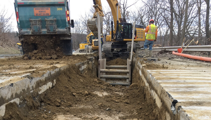 Mayor Madden: Campbell Avenue Sewer Line Replacement Project Completed Ahead of Schedule