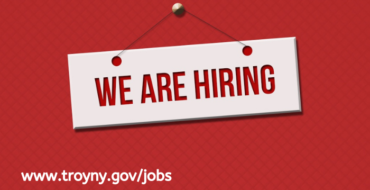City Officials Announce Available Job Openings