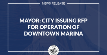 Mayor Madden: City Issuing RFP for Operation of Troy Downtown Marina
