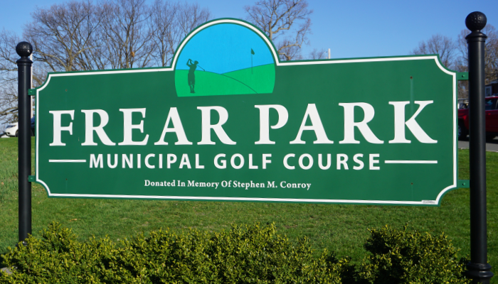 Frear Park Municipal Golf Course Opens for 2021 Season