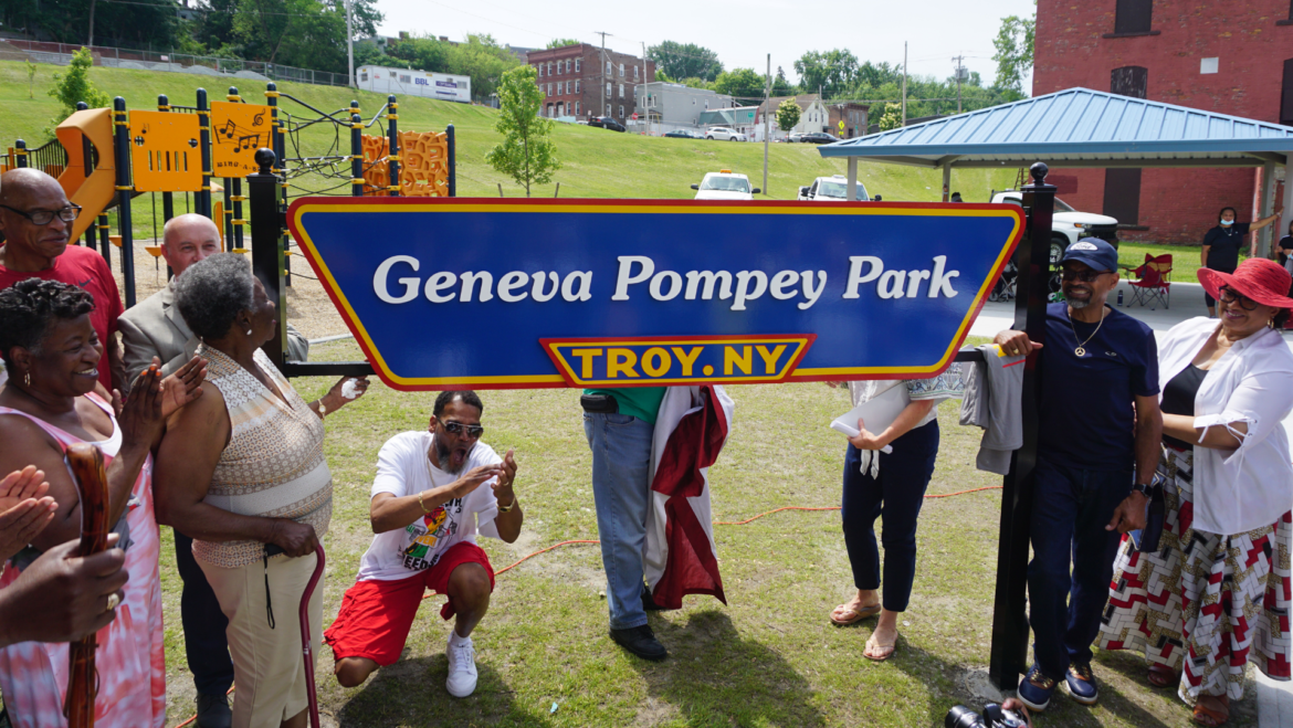 $1.2M Renovation of 7th Avenue Park Completed in North Central