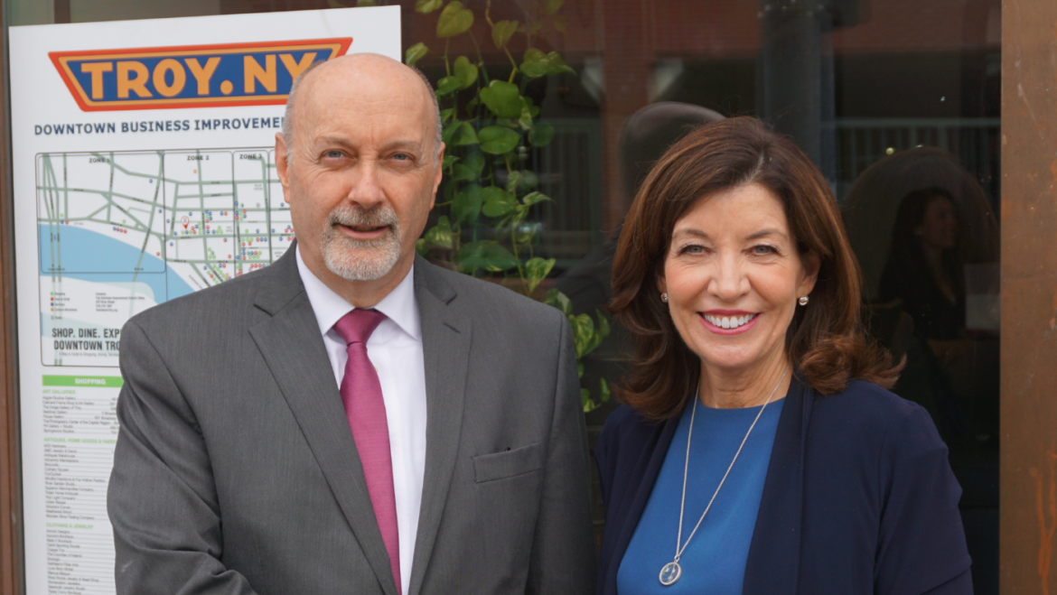 Statement from Mayor Madden on Swearing-In of Kathy Hochul as Governor of New York State