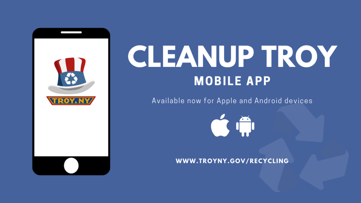 Mayor Madden Announces Launch of City's Recycling and Waste Management Mobile App